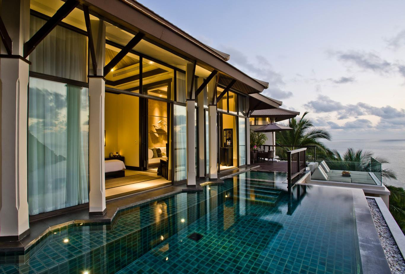 Royal Banyan Ocean Pool Villa