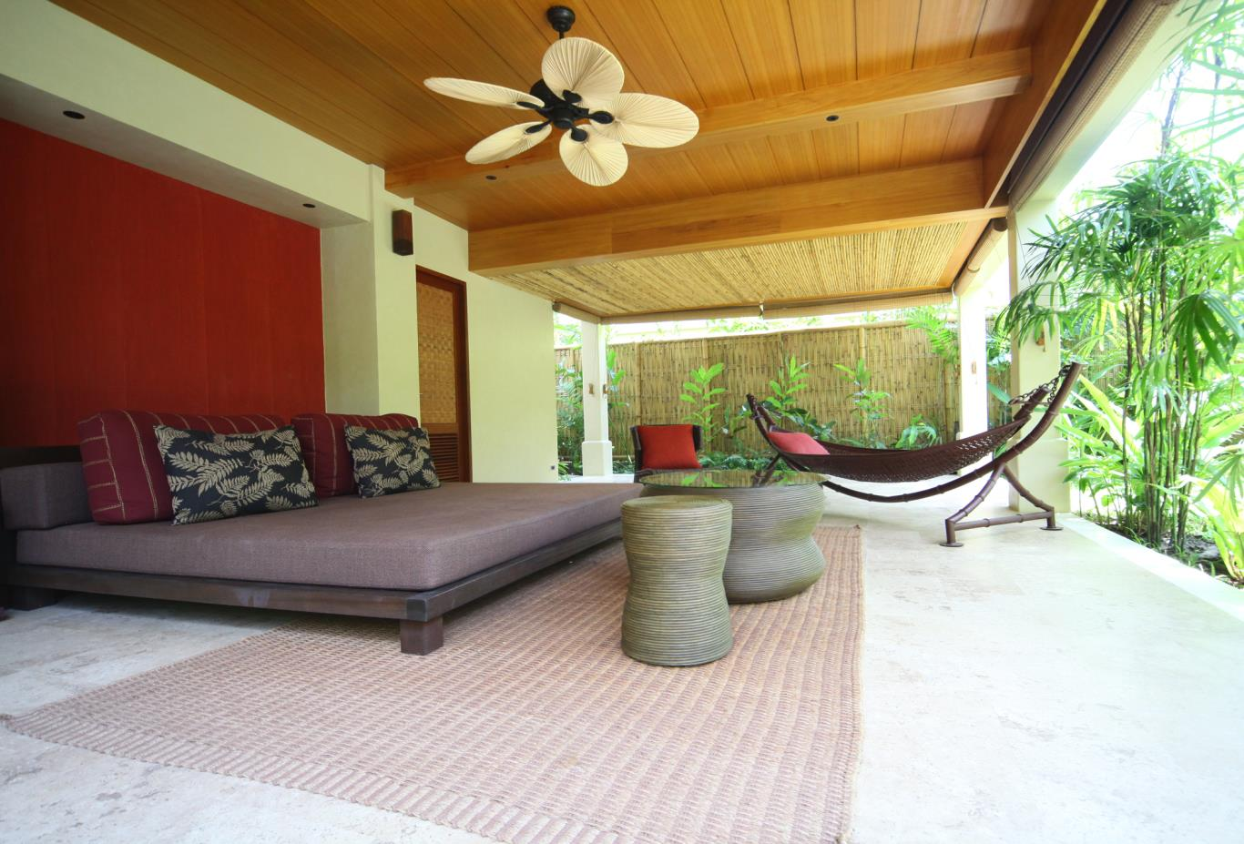 A Hammock At Thai Pool Villa Terrace