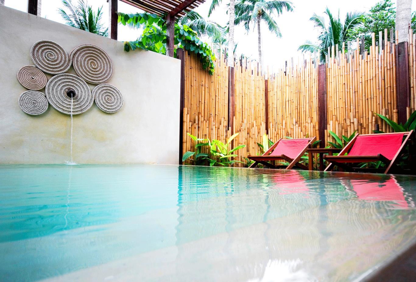 Garden Suite Pool