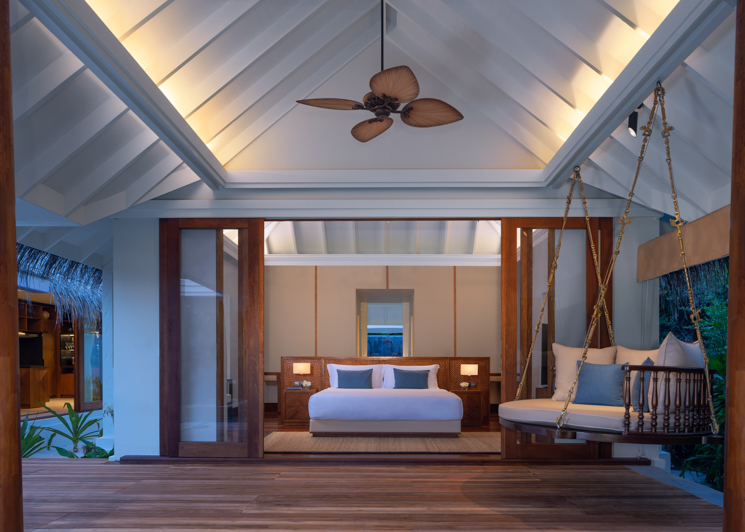 Beach Pool Residence Master Bedroom Terrace