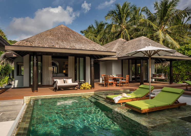 Anantara Kihavah   Two Bedroom Family Beach Villa