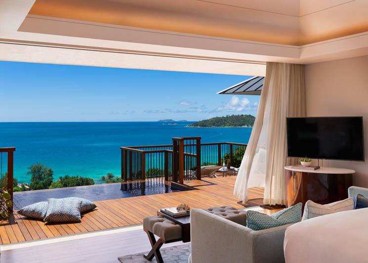 Panoramic Pool Villa
