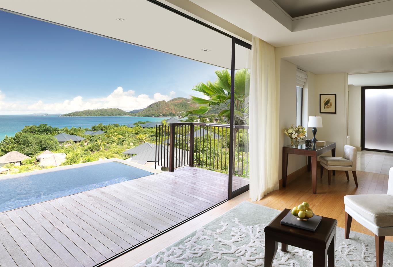 Oceanview Pool Villa