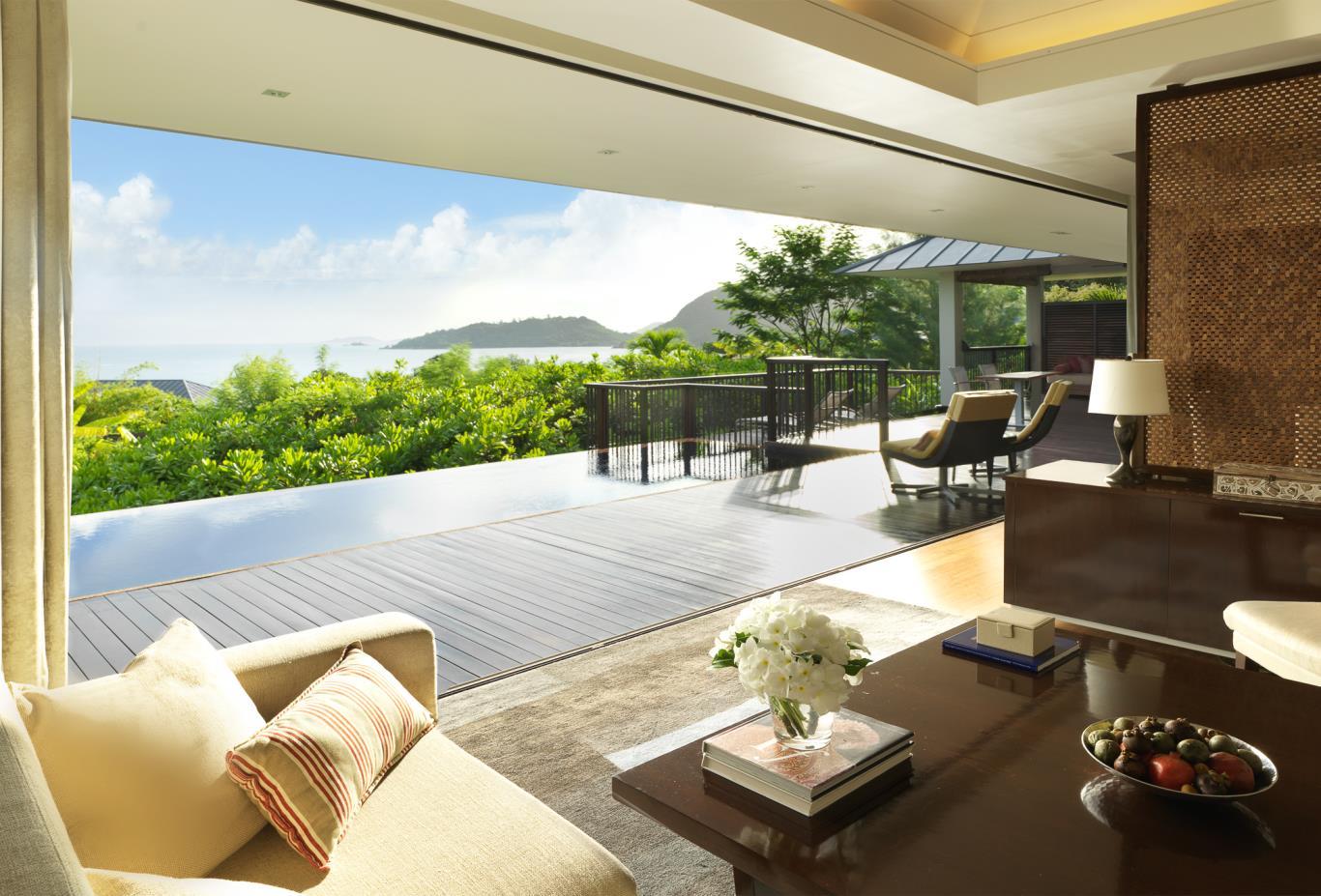 Two Bed Ocean View Villa
