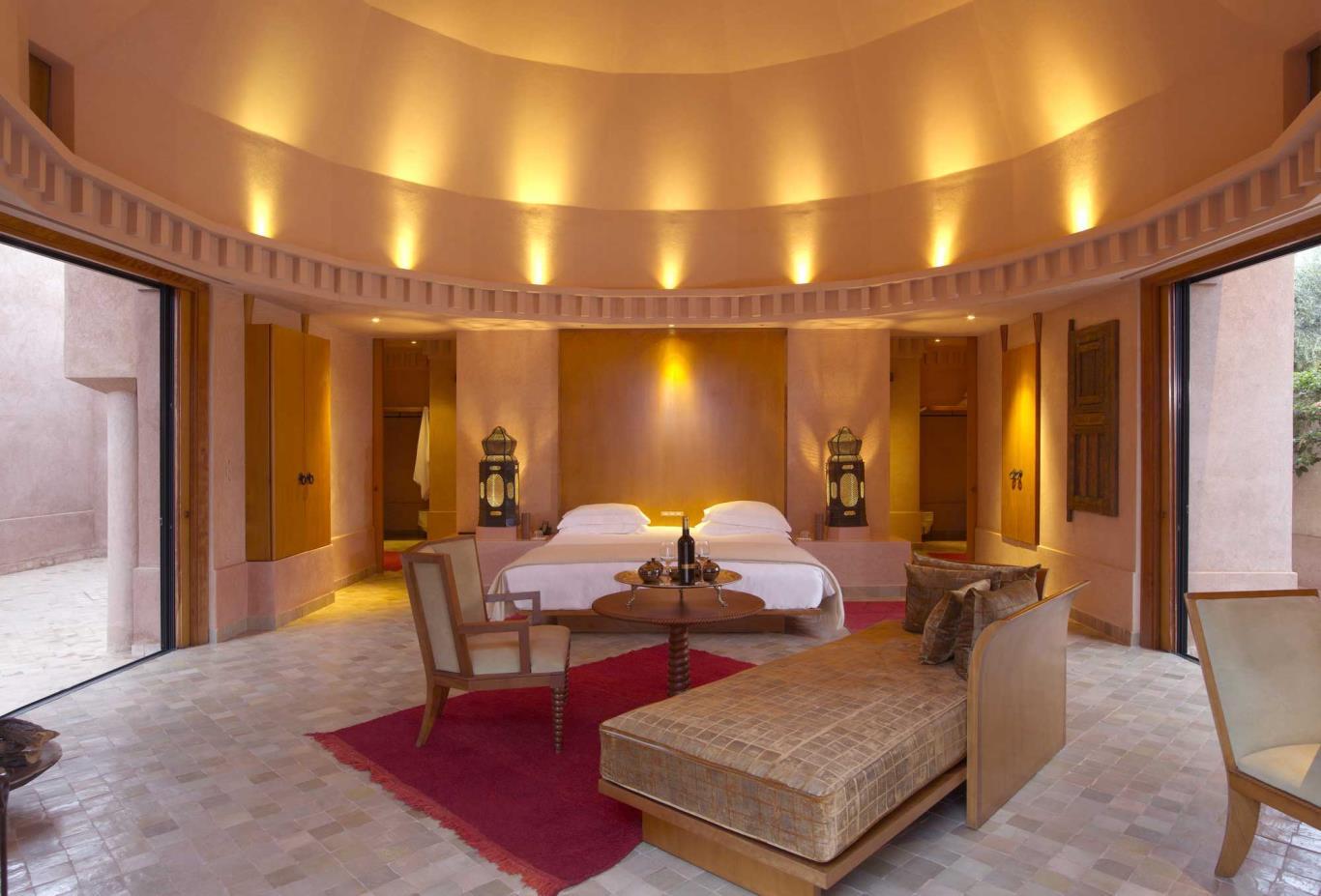 Pavillion-Bedroom