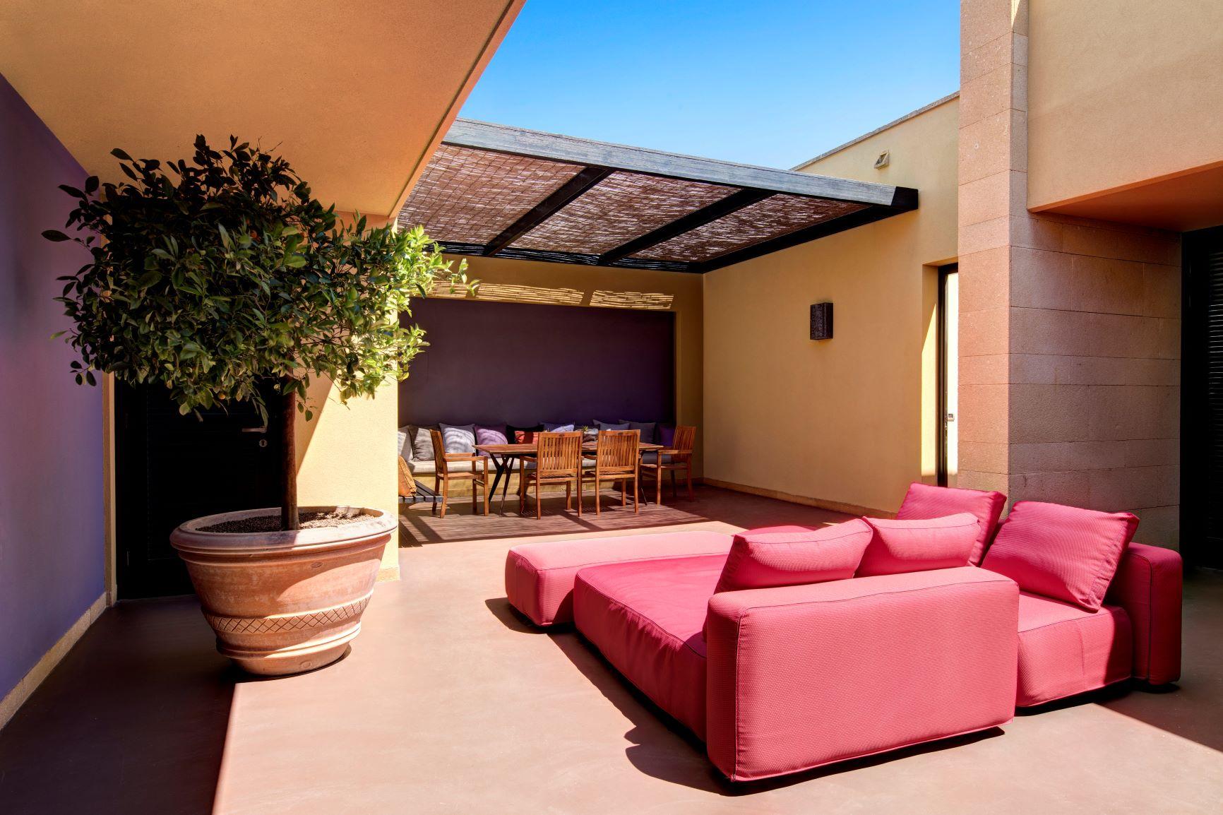 Villa Acacia outdoors