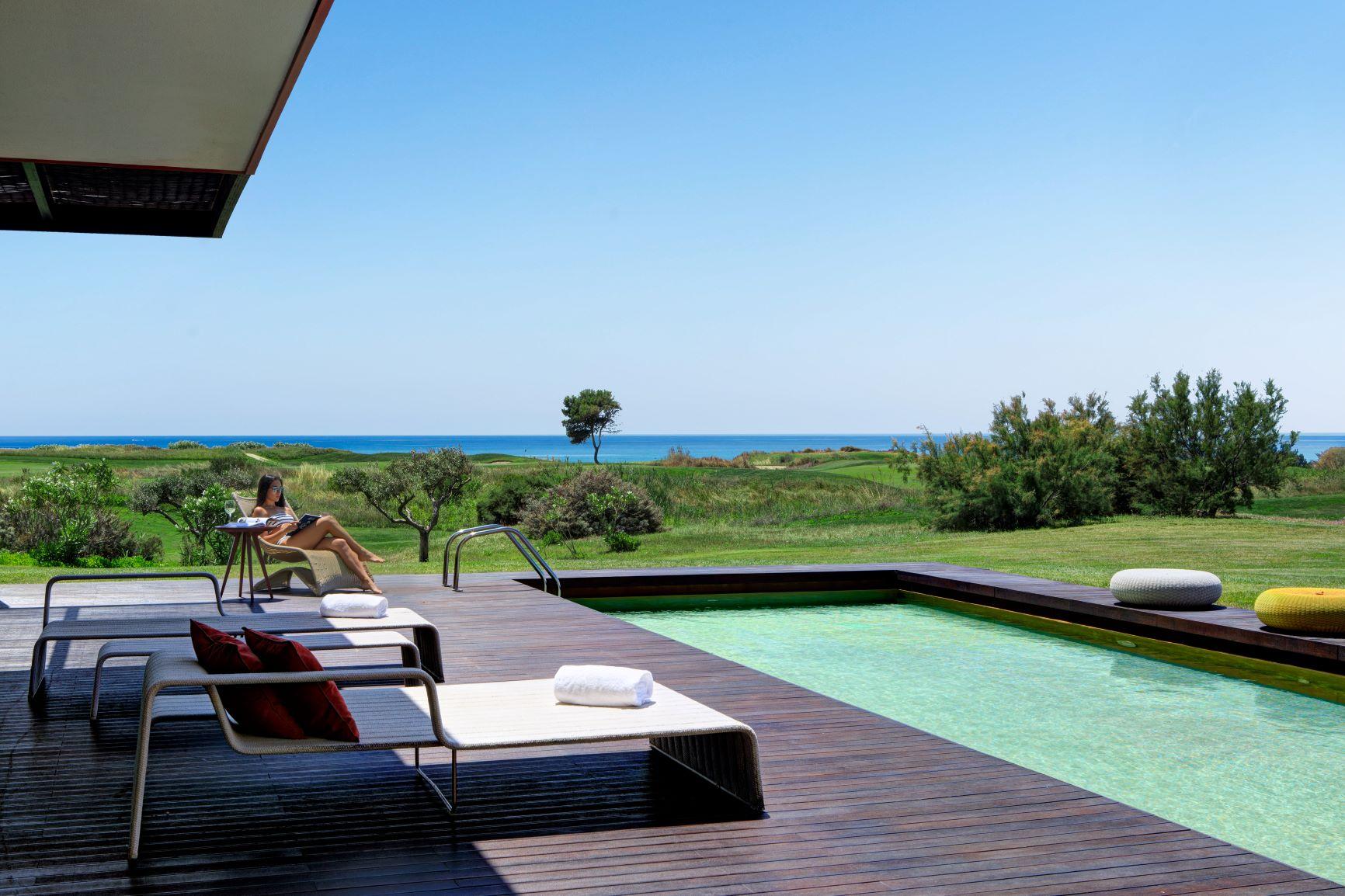 Villa Acacia Pool