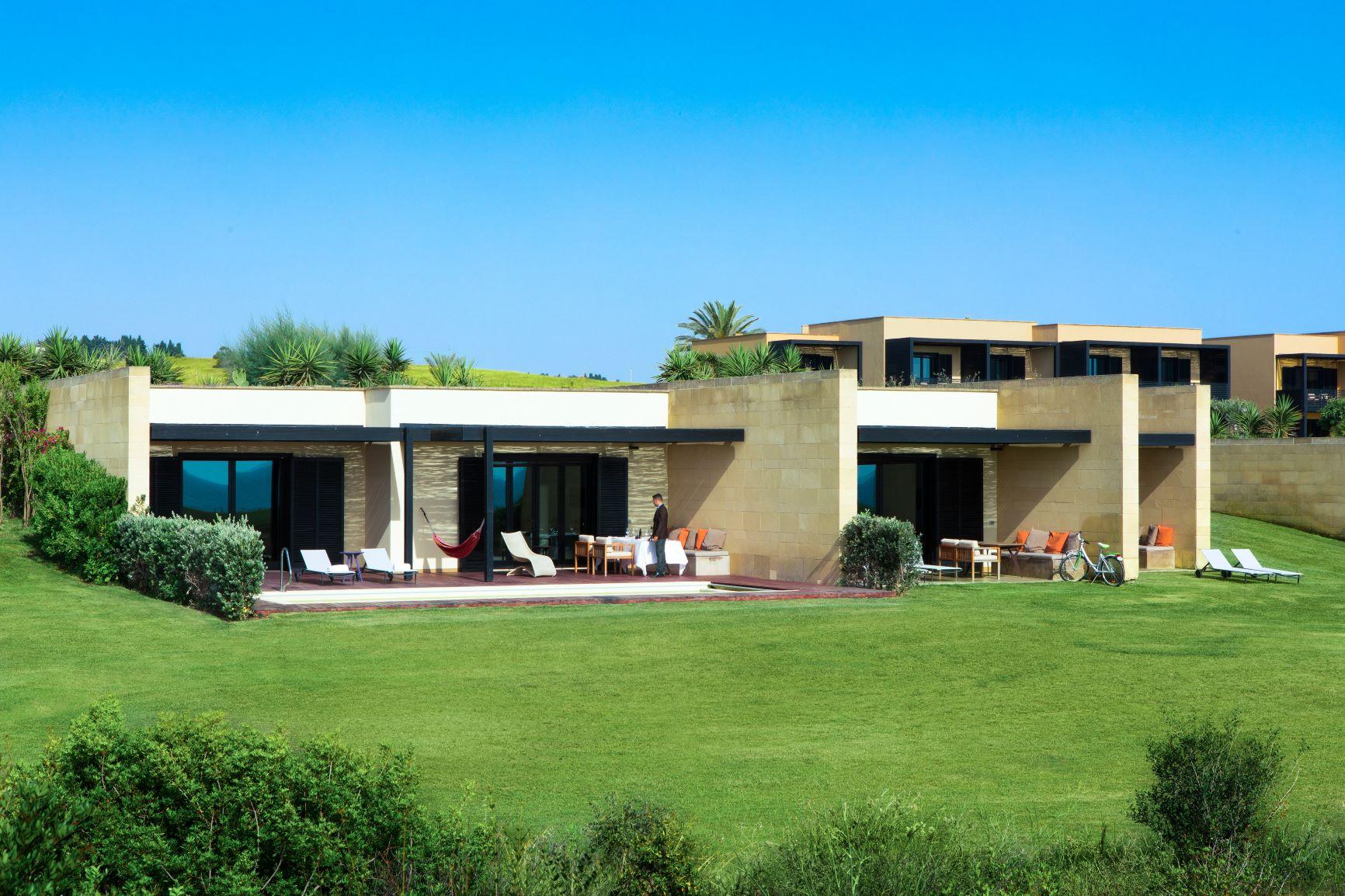 Villa Peonia exterior