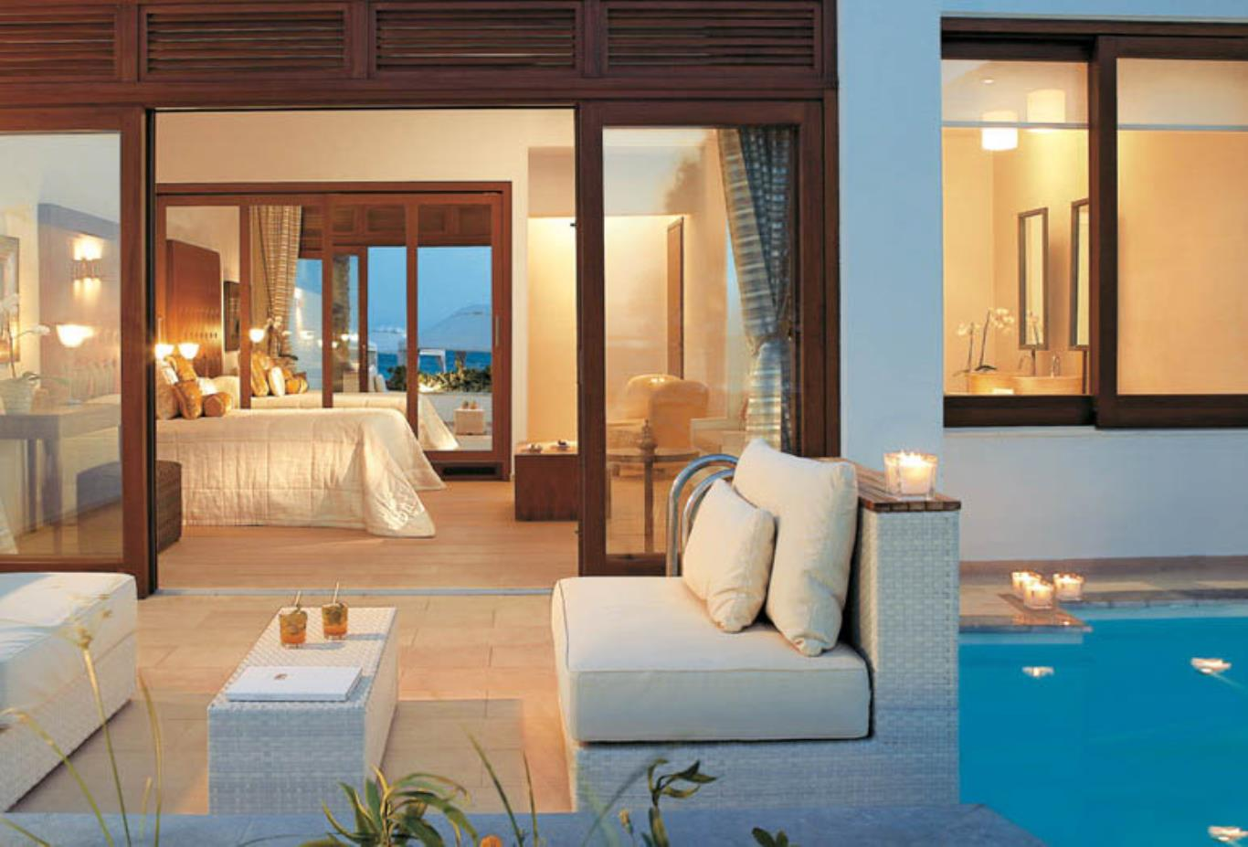 Luxury Two Bedroom Beach Villa