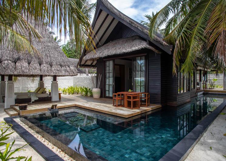 Beach Villa pool