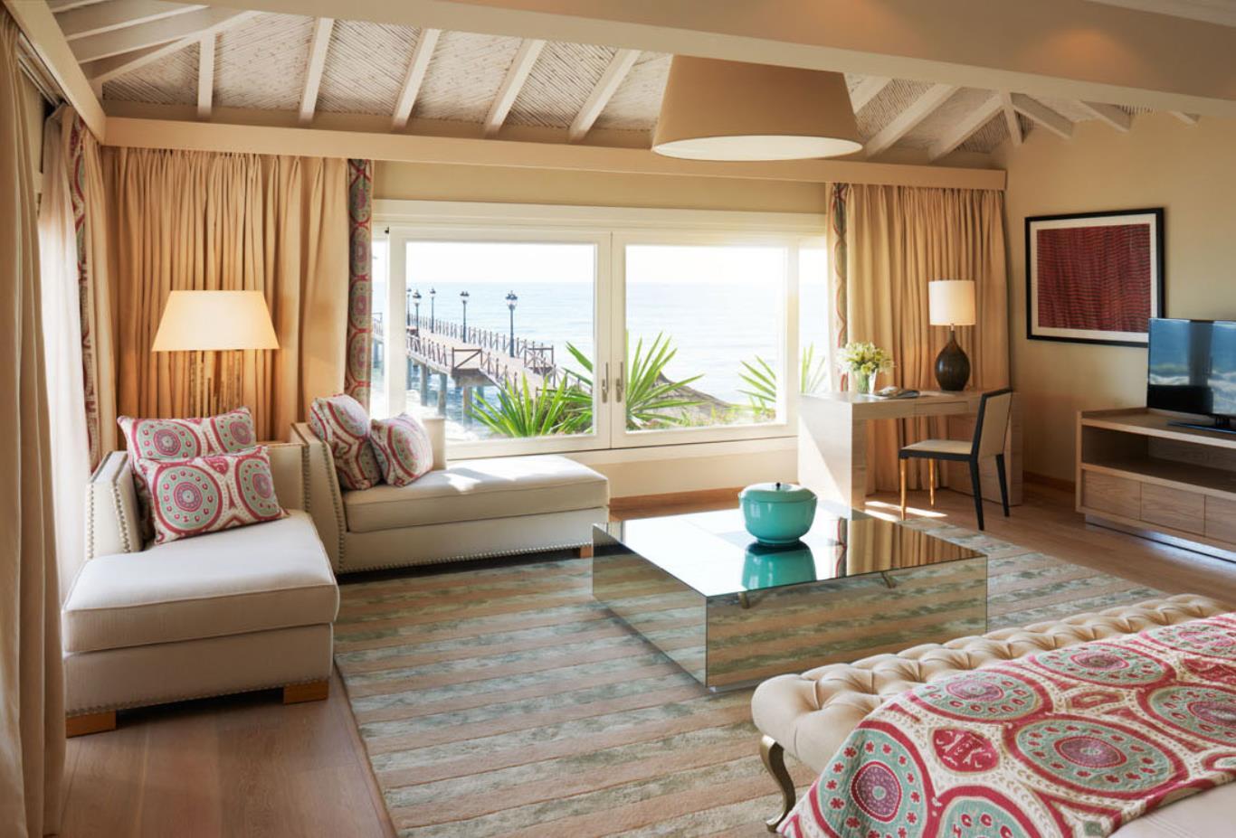 Villa Del mar - Connecting Bedroom views