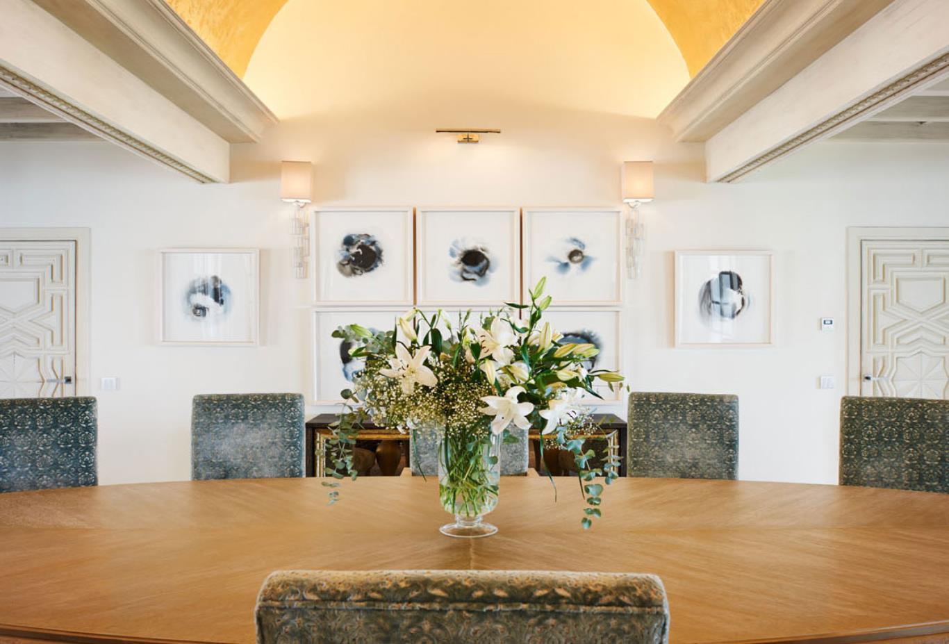 Villa Del Mar  - Dining room