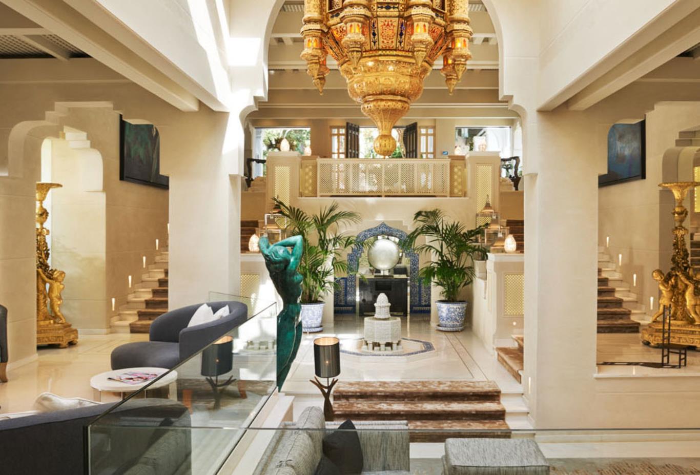 Villa Del Mar - Entrance Inside