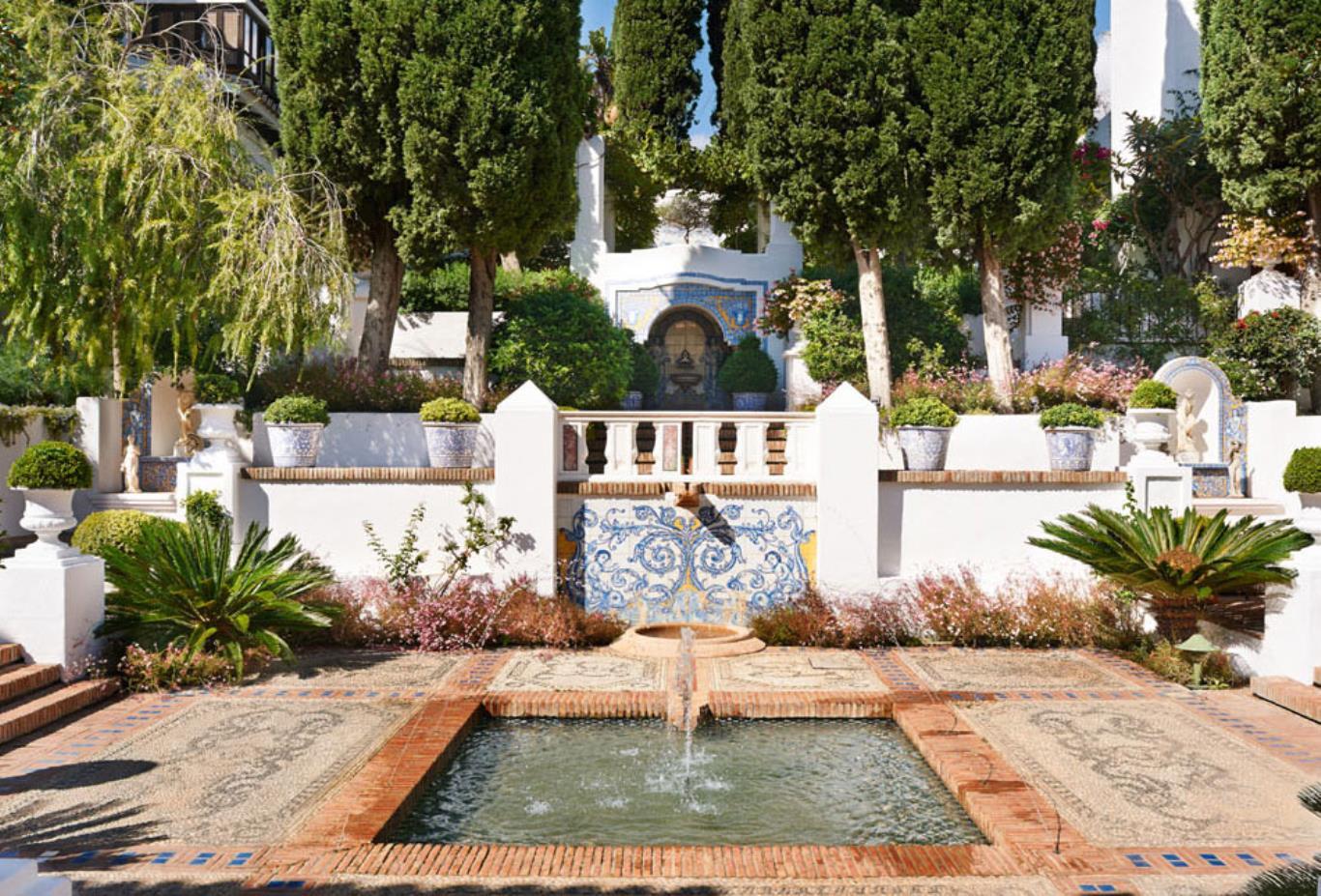 Villa Del Mar  - Interior Patio