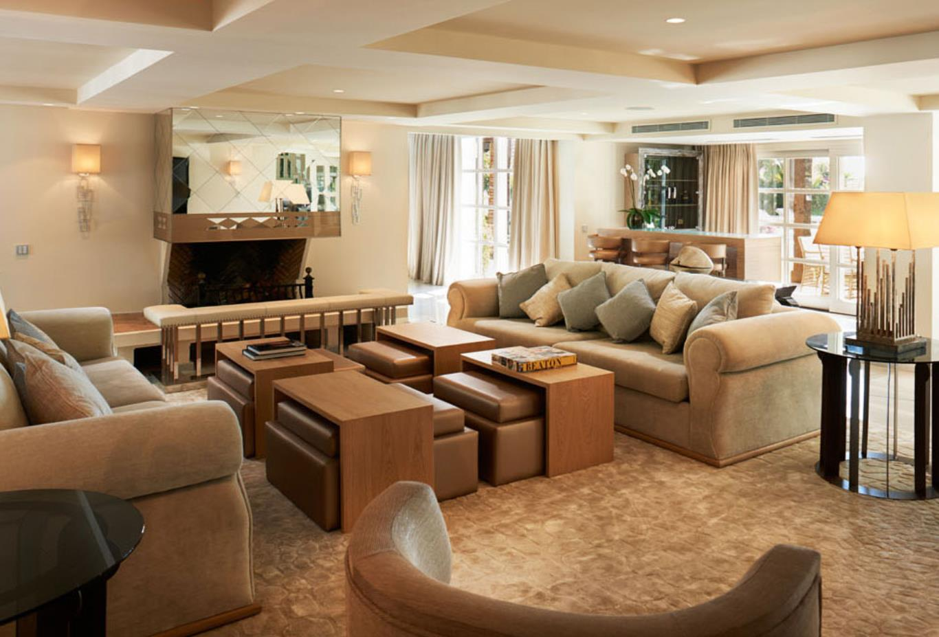 Villa Del Mar - Living room