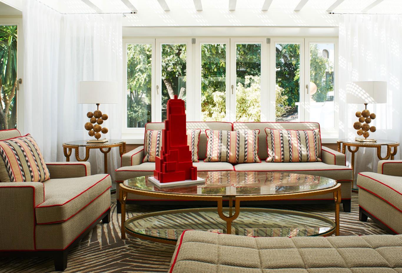 Villa Del Mar - Livingroom Suite1