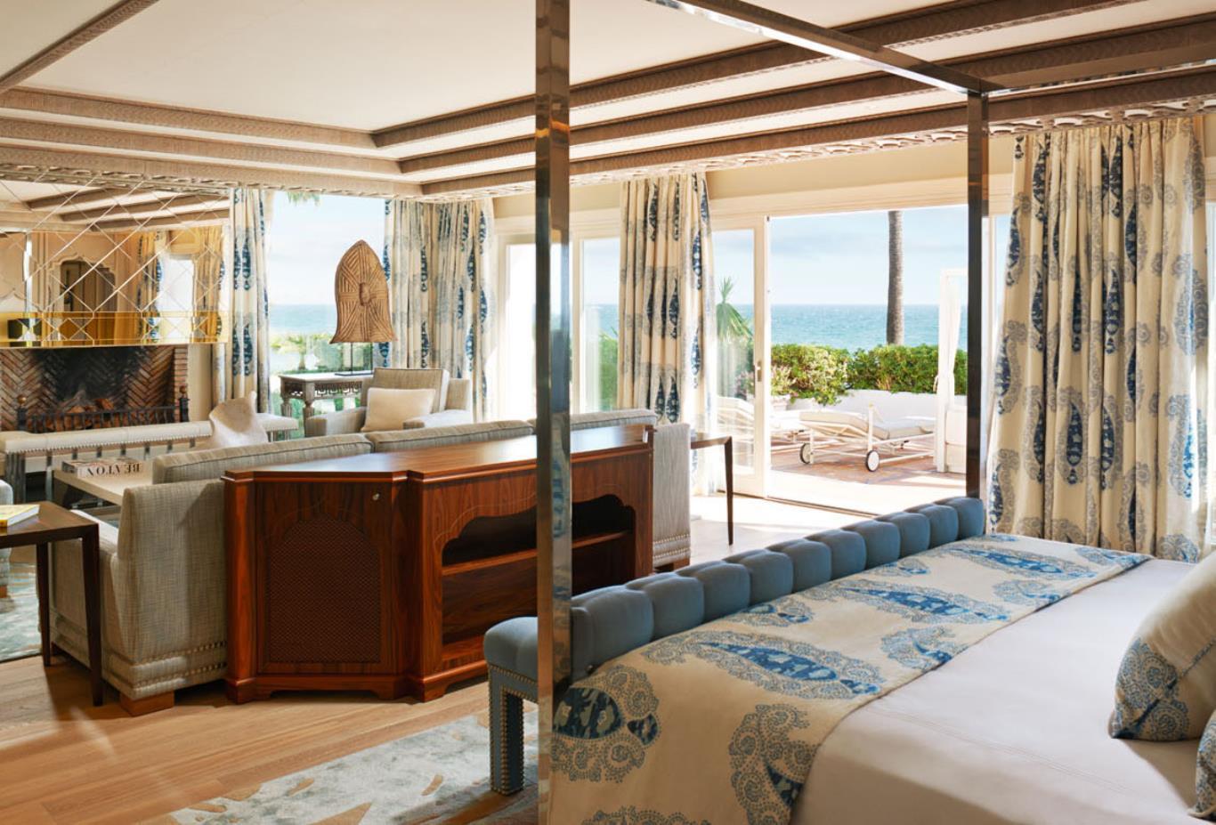 Villa Del Mar - Master Suite Bedroom