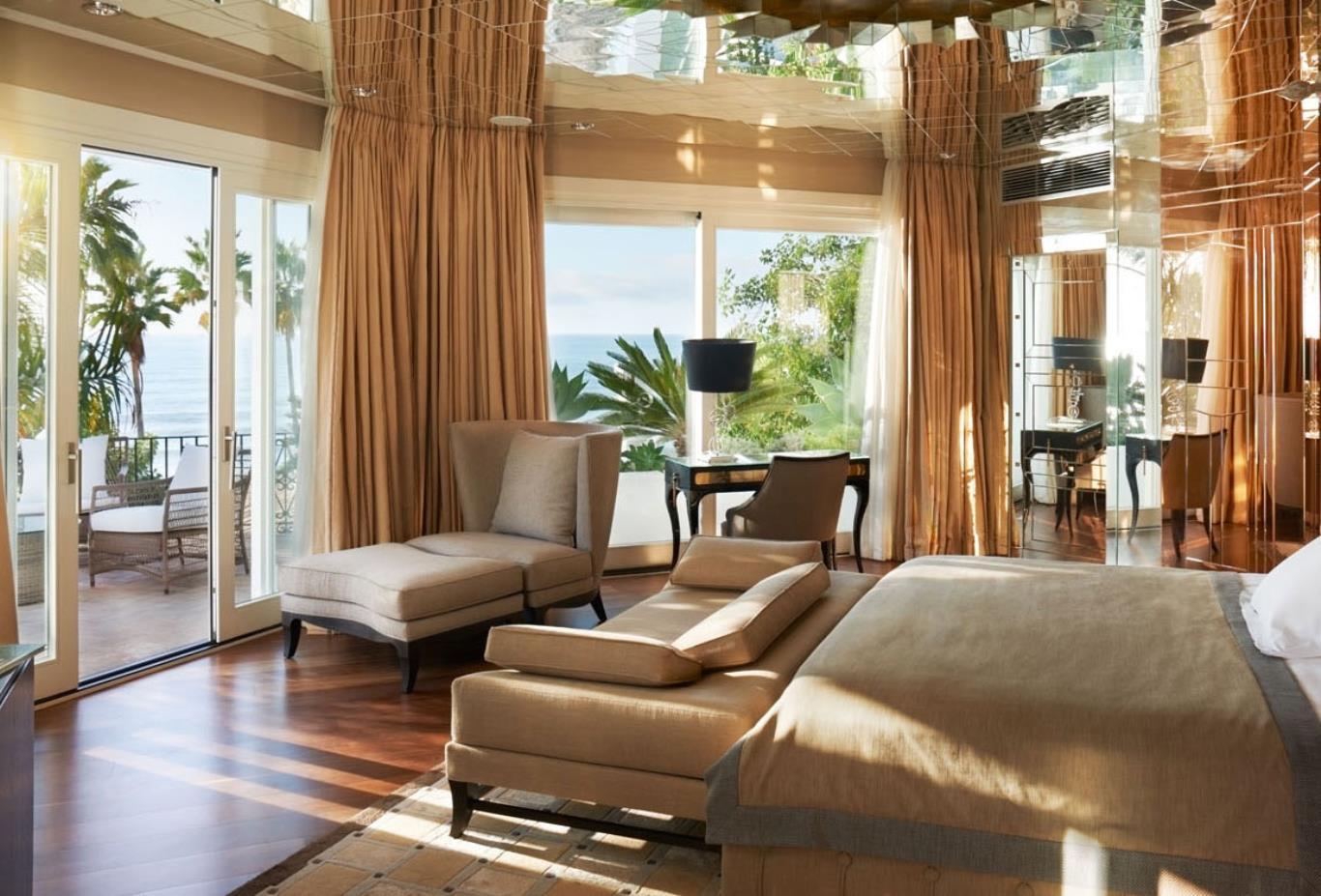 Villa Del Mar - Suite 1 view-nws