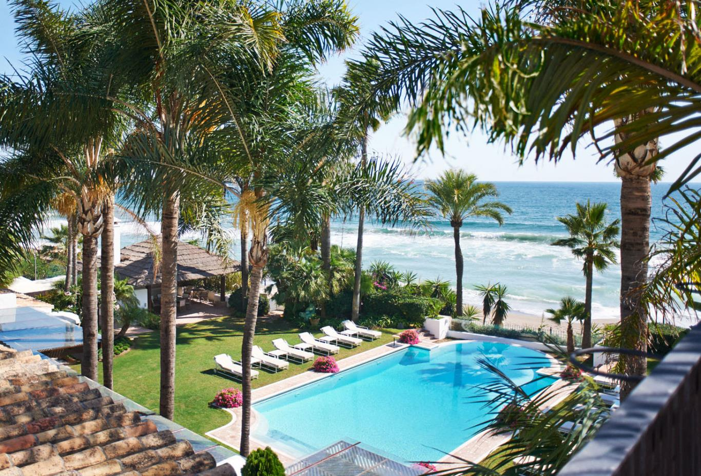 Villa Del Mar - View from suite 1