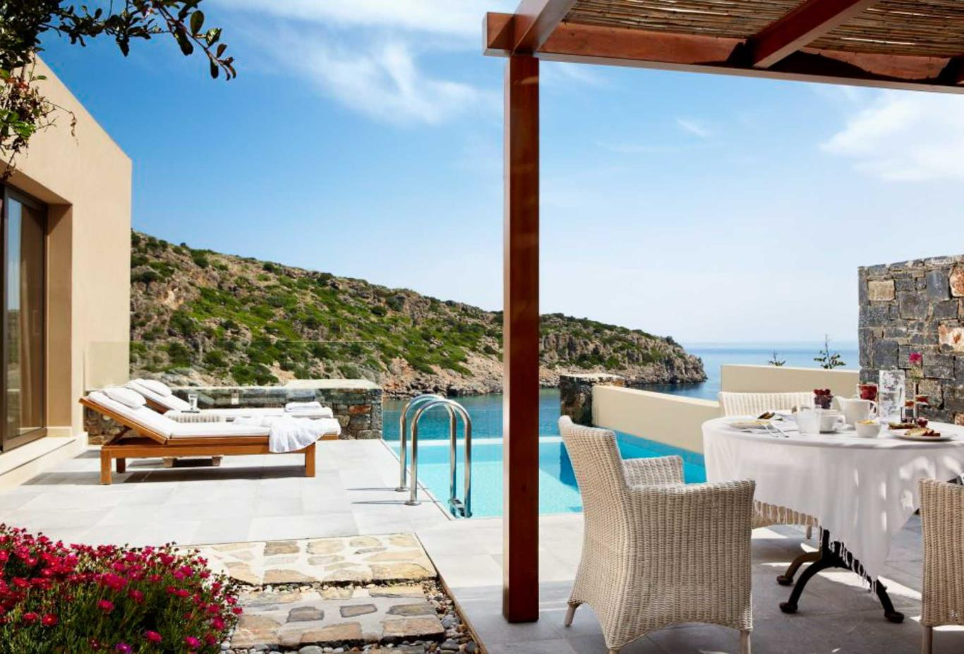 One Bedroom Villa sea view with Private Pool