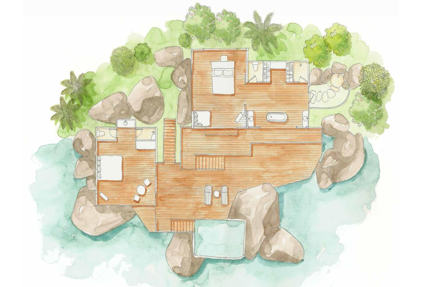 Floorplan-rock-villa
