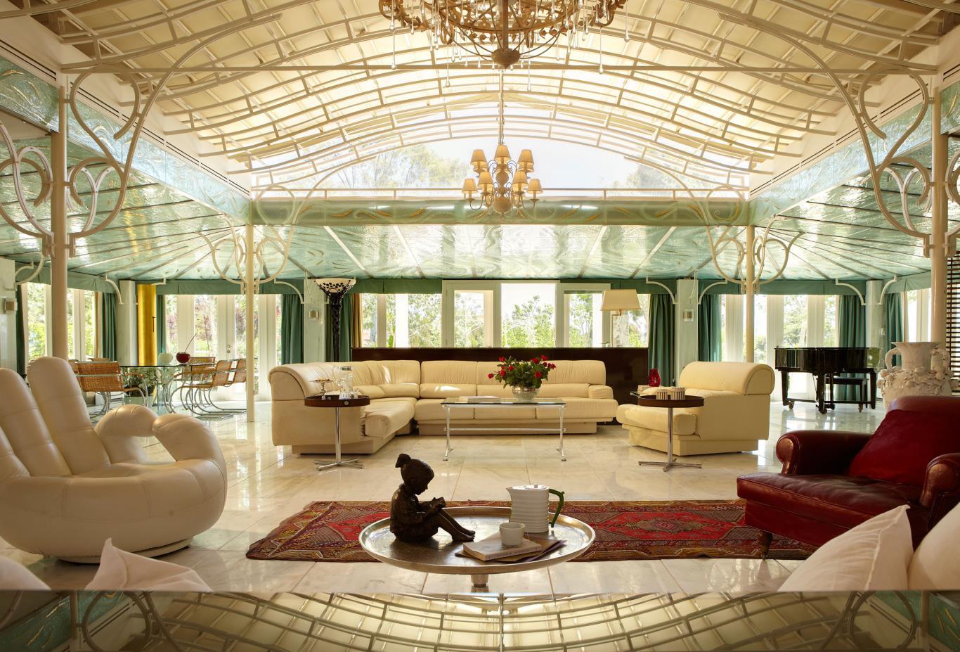 Villa of Blue Riviera