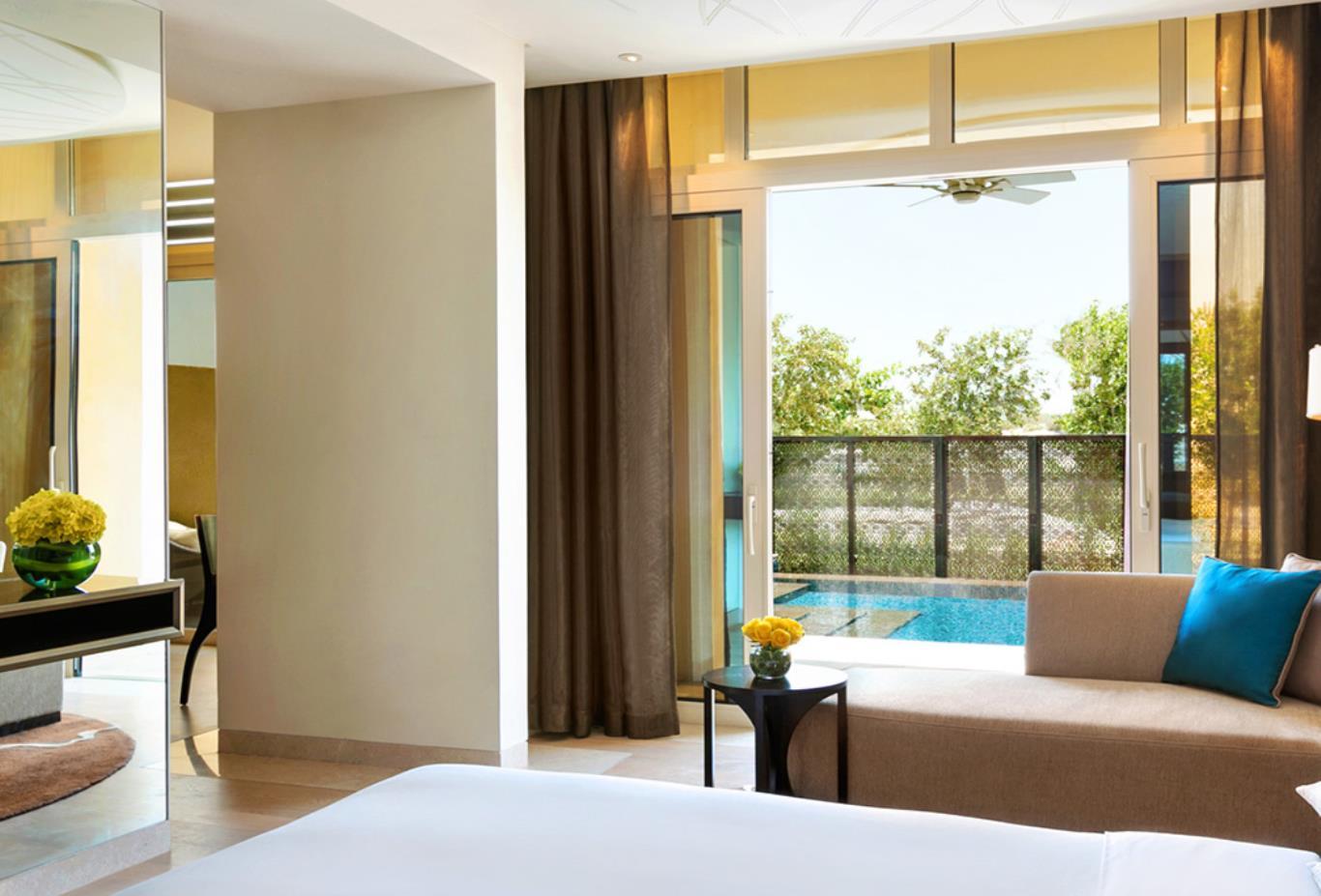 Garden View Suite Bedroom