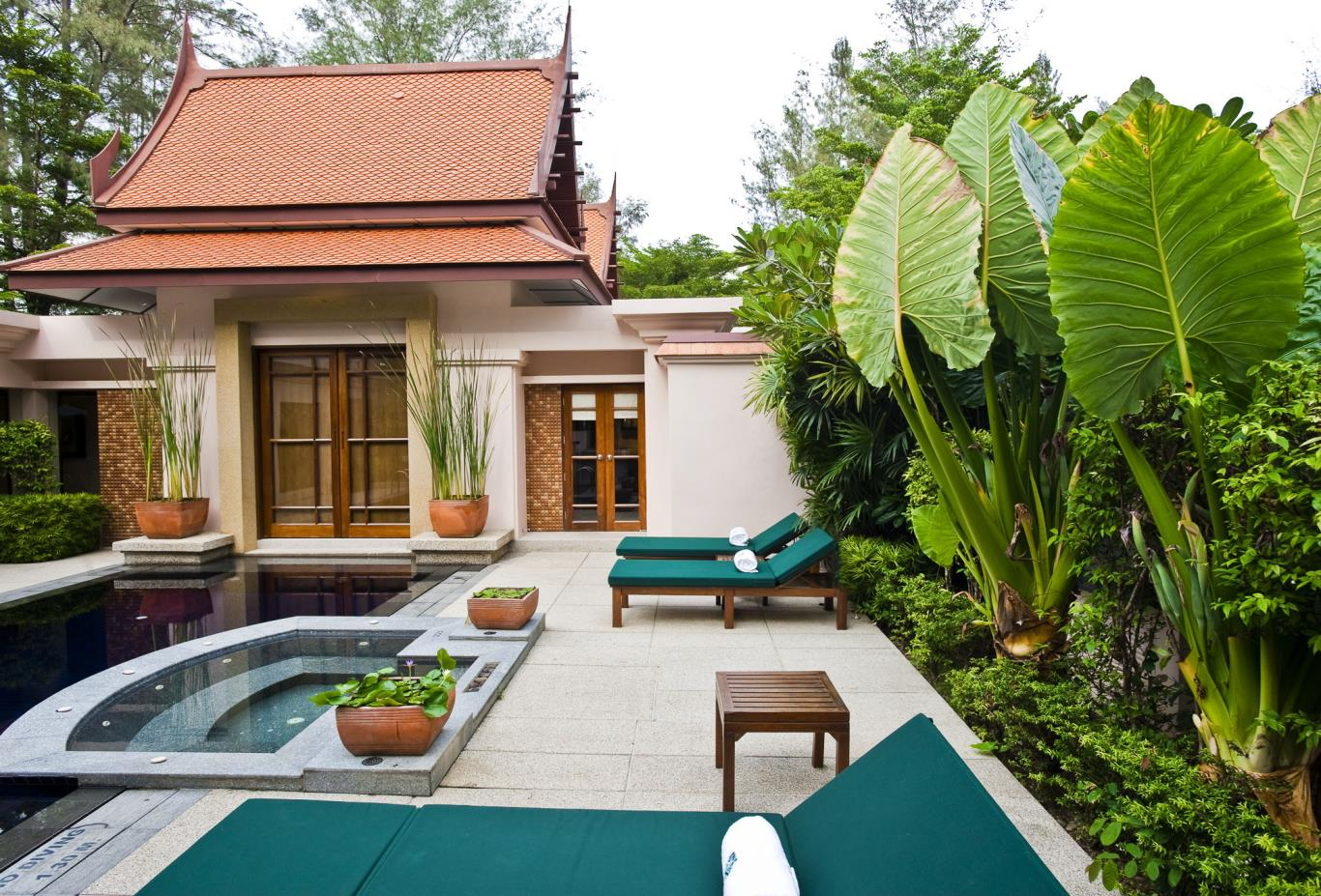 Signature Two Bedroom Pool Villa