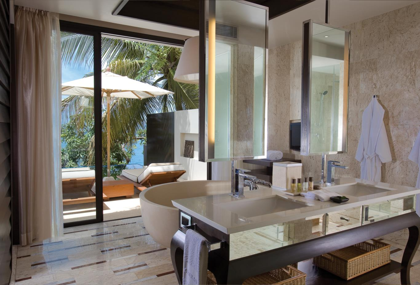 One Bedroom Pool Villa - Bathroom