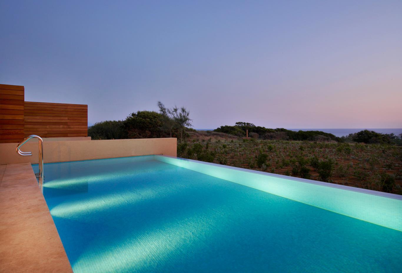 Premium Suite Infinity Pool