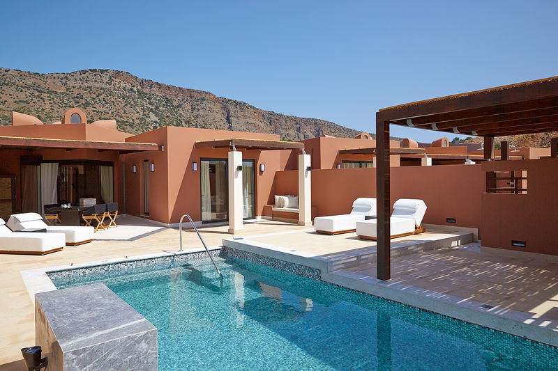 Domes Luxury Residence Two Bedrooms with Private Pool Swimming Pool