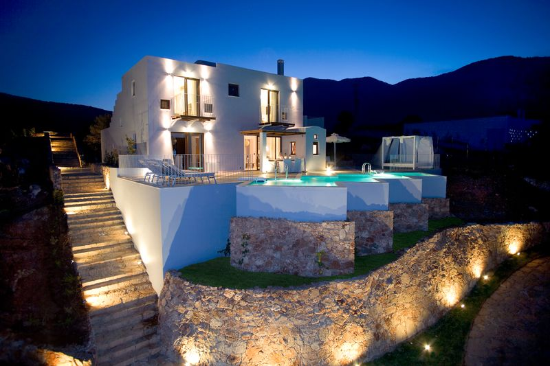 Domes Luxury Villa 3 Bedroom with Private Pool Outdoor Area