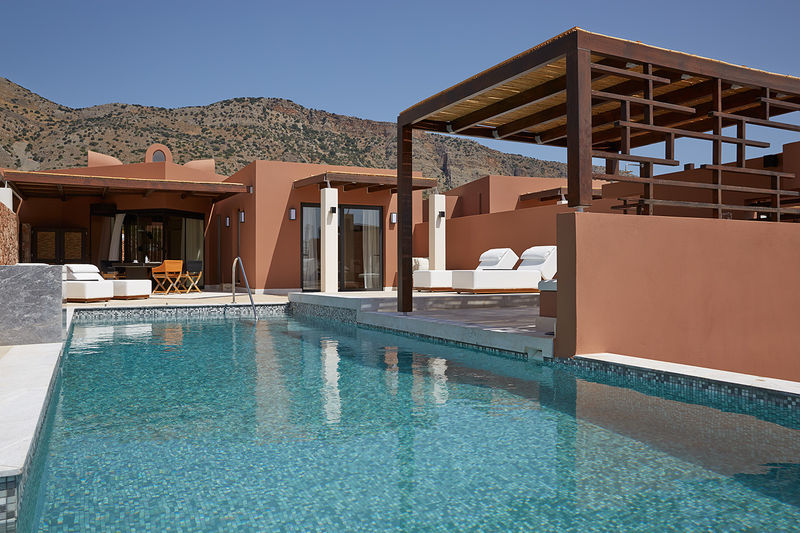 Domes Luxury Residence Three Bedrooms with Private Pool Swimming Pool
