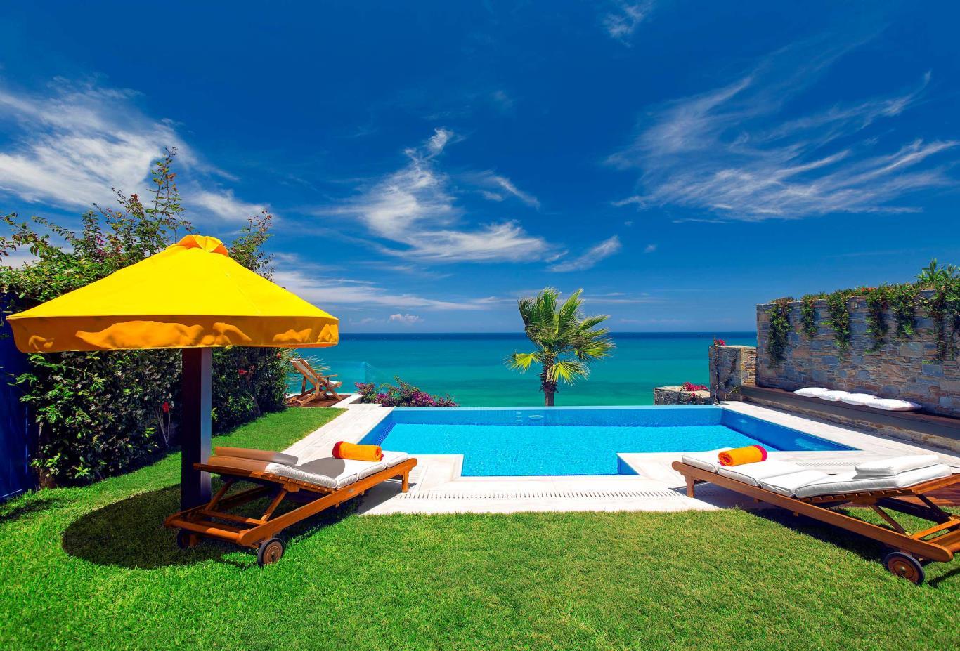 Presidential Spa Villa Private Pool