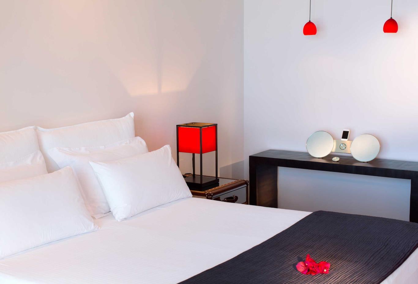 Royal Spa Villa Bedroom