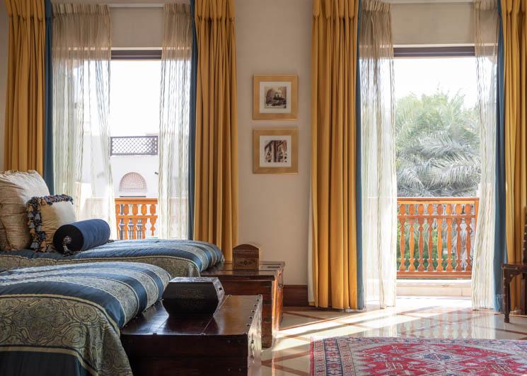 Malakiya Villa 1 Guest Bedroom
