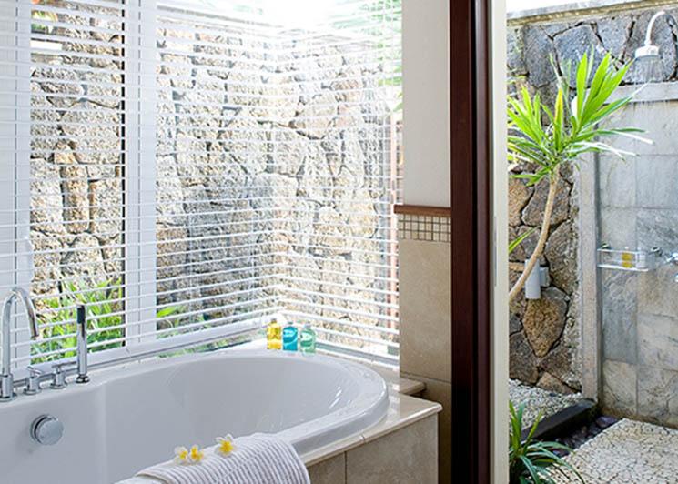 Three bedroom pool villa bathroom
