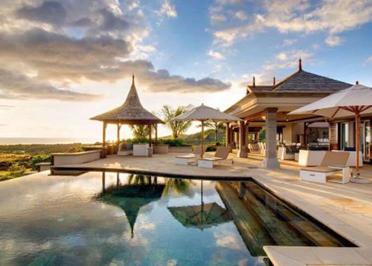 Four Bedroom Ocean View pool