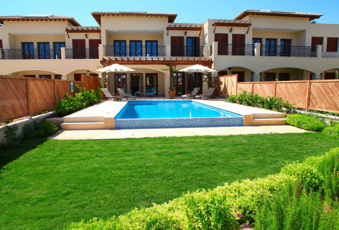 Junior Villa with Private Pool pool and garden