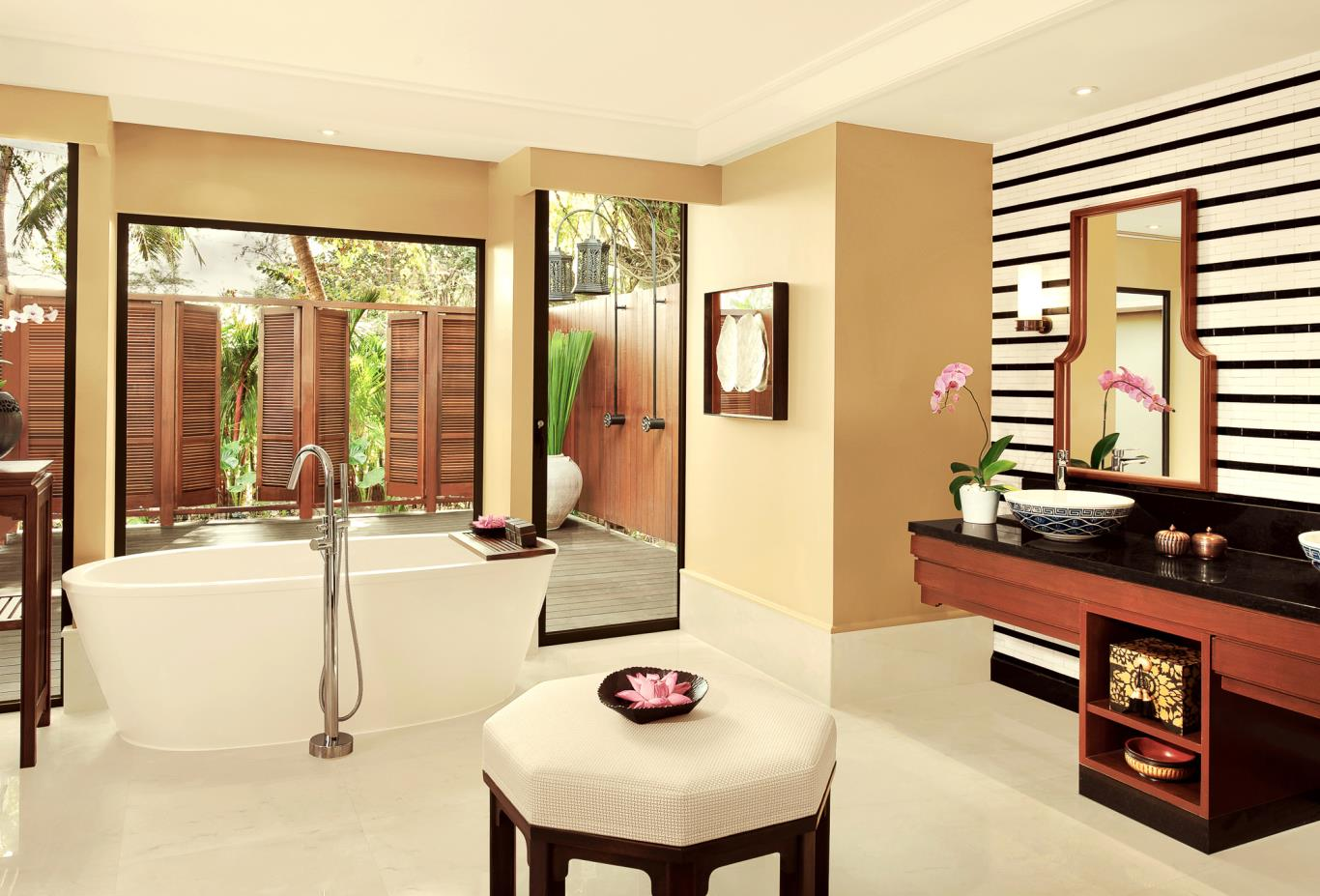 Anantara Pool Villa Master Bathroom