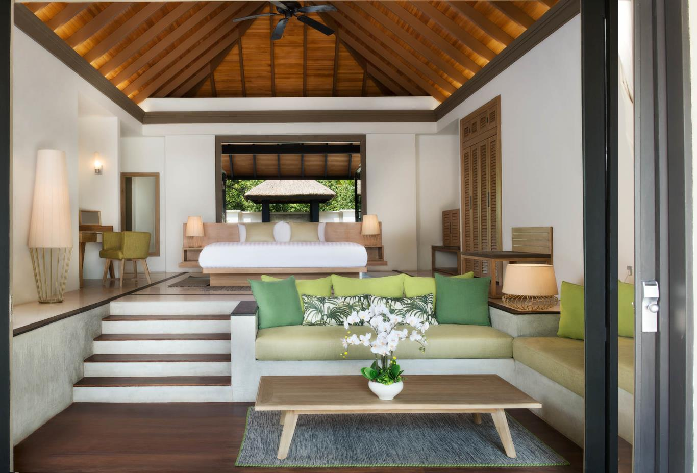 Beach Bungalow With Plunge Pool Interior