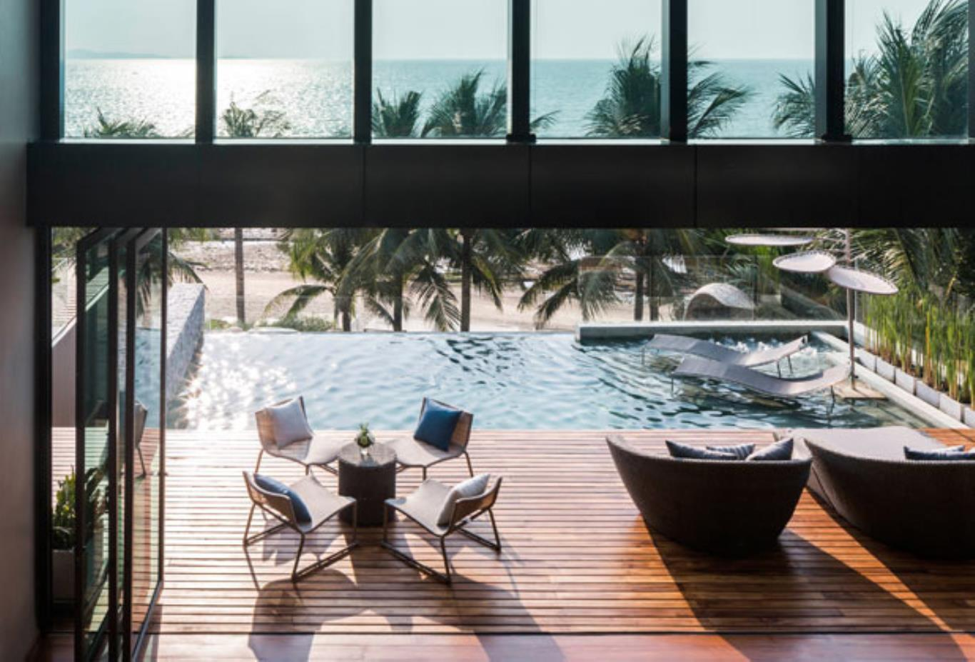 Top Star Private Pool Residence