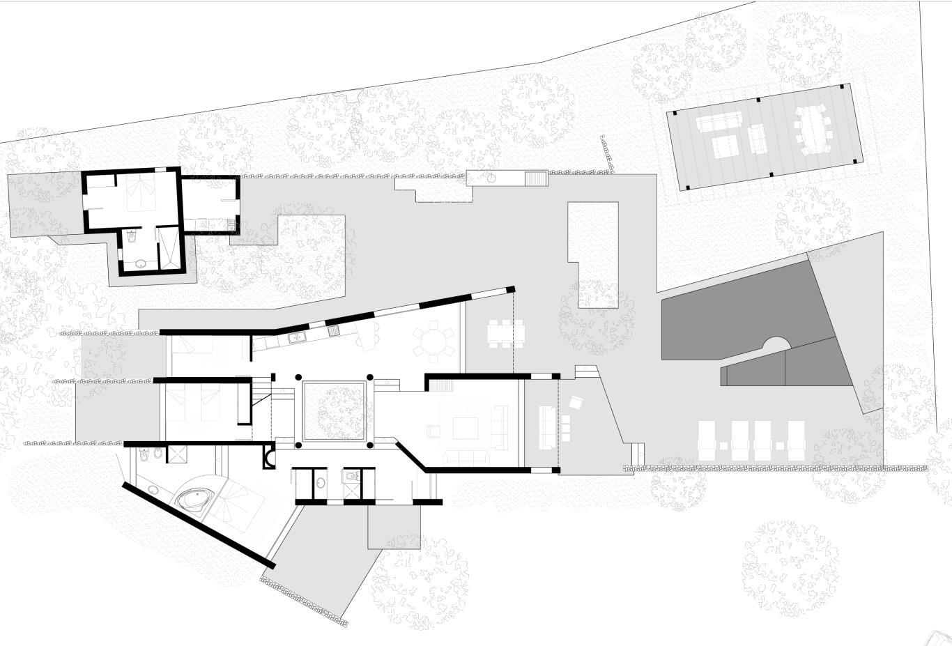 Floorplan Can Jaume
