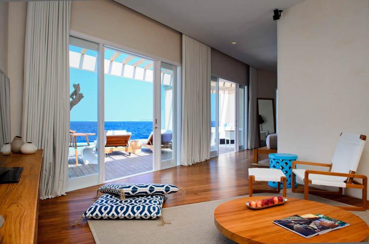Ocean Reef house living