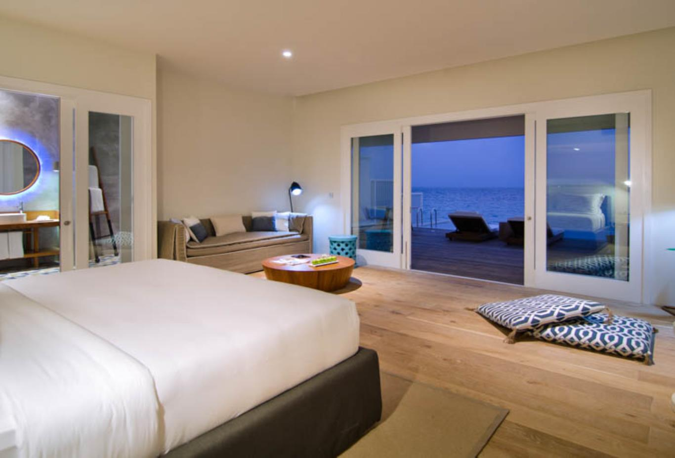 Lagoon House Bedroom