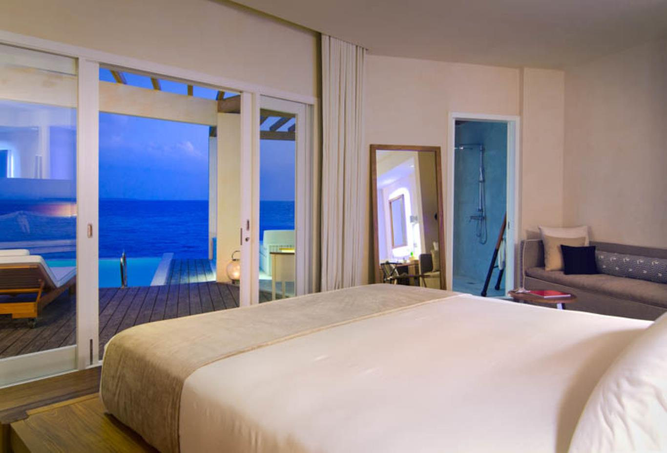 Ocean House Bedroom