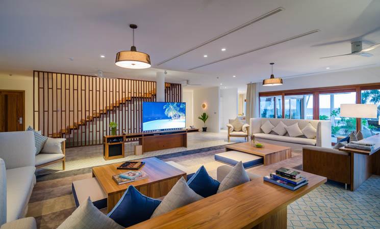4 Bed Residence living