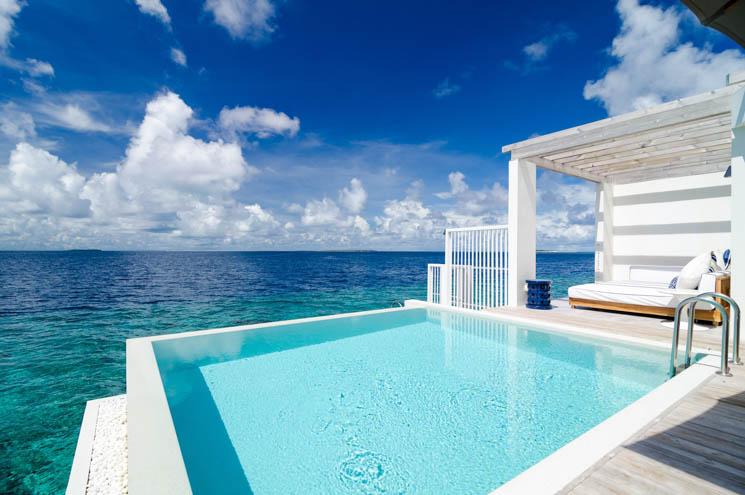 Reef House pool