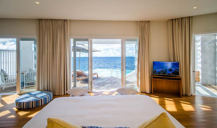 Reef House bedroom