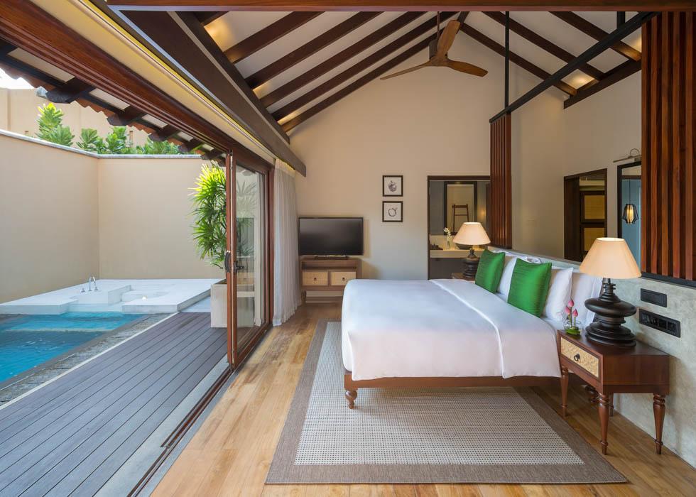 One Bedroom Pool Villa Room